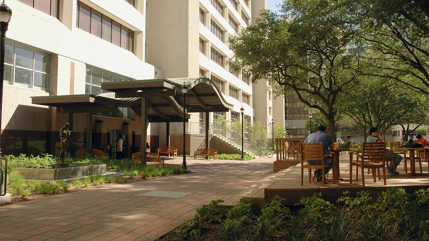 MSB Webber Plaza
