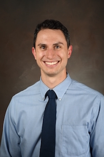 image from The Department Welcomes Ben Buszek, MD