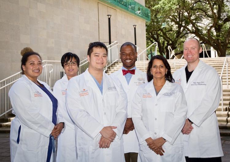 Critical Care Medicine | McGovern Medical School