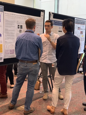Nathan GSBS Student Research Day