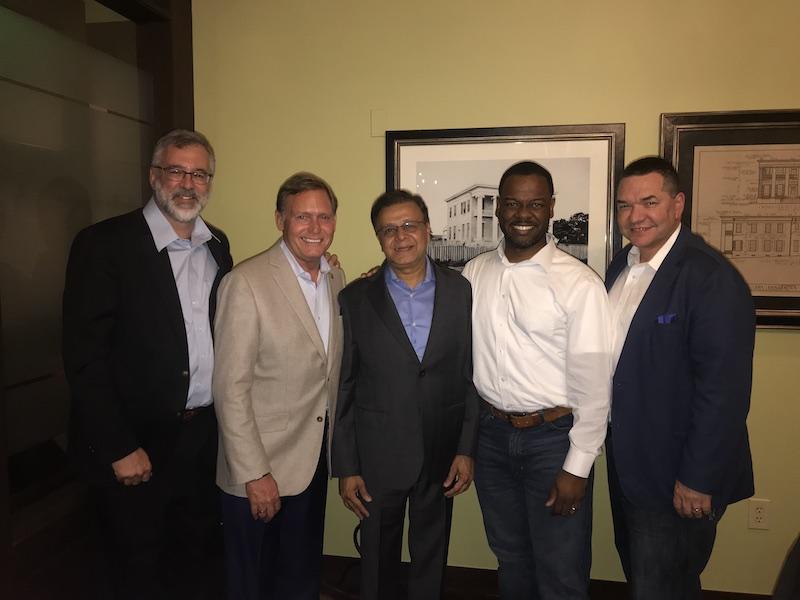 Pivalizza and Williams TSA Leadership