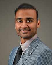 image from The Department Welcomes Dr. Srikar Jonna