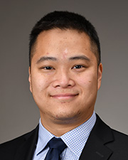 image from The Department Welcomes Ray Hwong, MD