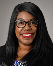 image from The Department Welcomes Gernay Mitchell
