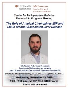 Dr. Kyle Poulsen