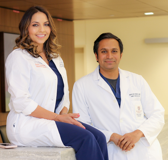 image from Drs. Hernandez and Vanga Promoted to Associate Professor