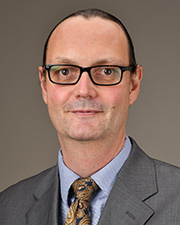 image from The Department Welcomes Sven Asmussen, MD, PhD