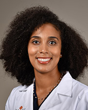 image from The Department Welcomes Kendra Brown, MD