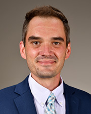 image from The Department Welcomes Kyle Poulsen, PhD
