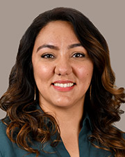 image from The Department Welcomes Geraldine Rivas