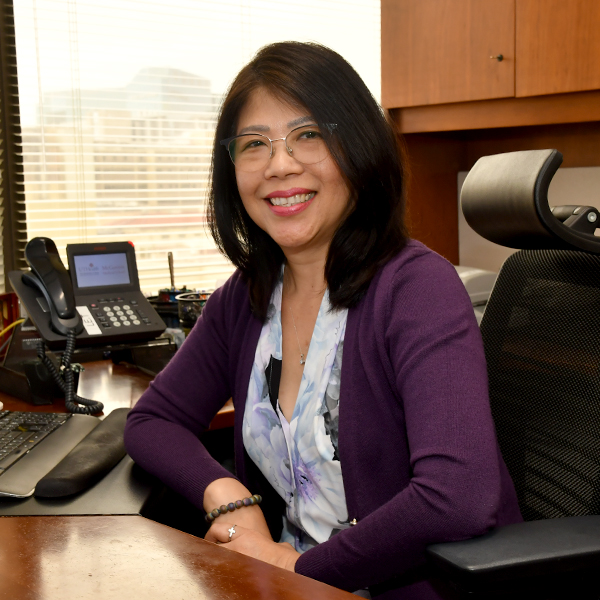 image from Dean's Spotlight: Theresa A. Le