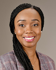 image from The Department Welcomes Onyi Onuoha, MD, MPH