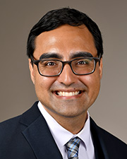 image from The Department Welcomes Akshay Chaku, MD