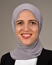image from The Department Welcomes Sarah Chehab, MD