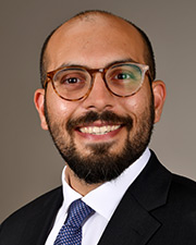 image from The Department Welcomes Ryan Rihani, MD