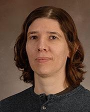 Heidi Vitrac, Ph.D.