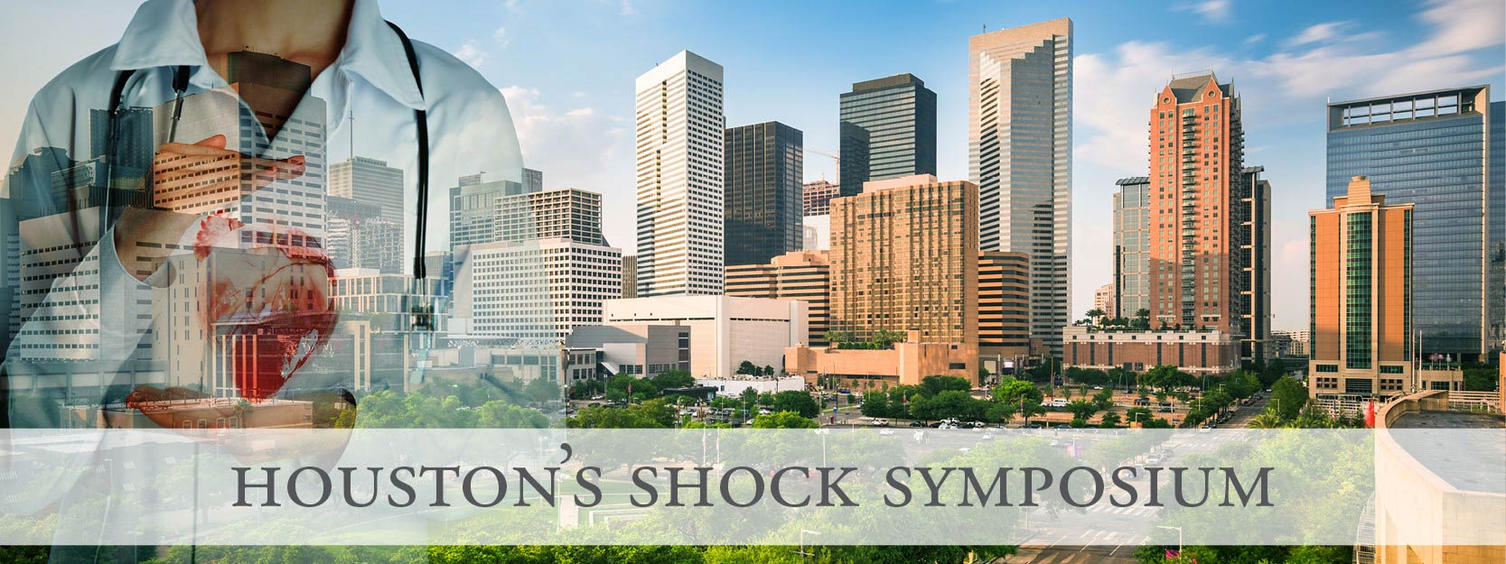 Houston's Shock Symposium banner image