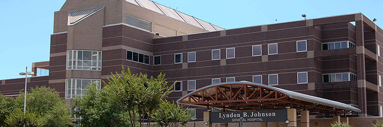 Lyndon B. Johnson General Hospital