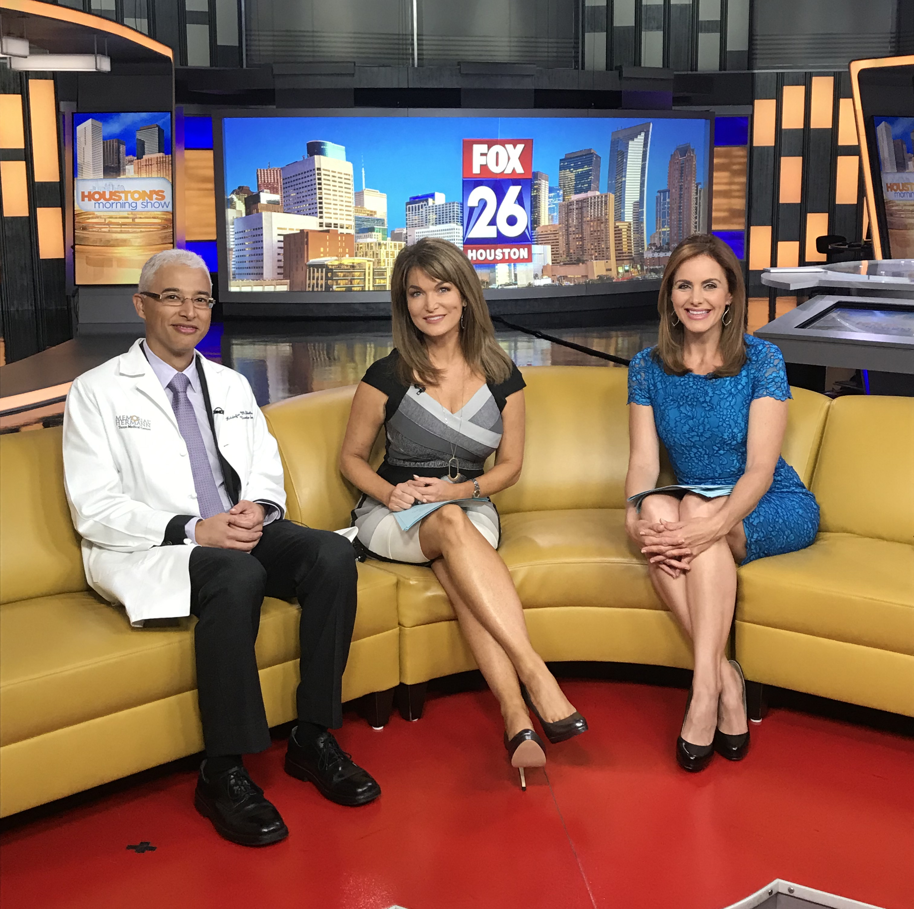 image from Dr. Kristofer Charlton-Ouw on Houston-FOX26, Thoracic Outlet Syndrome
