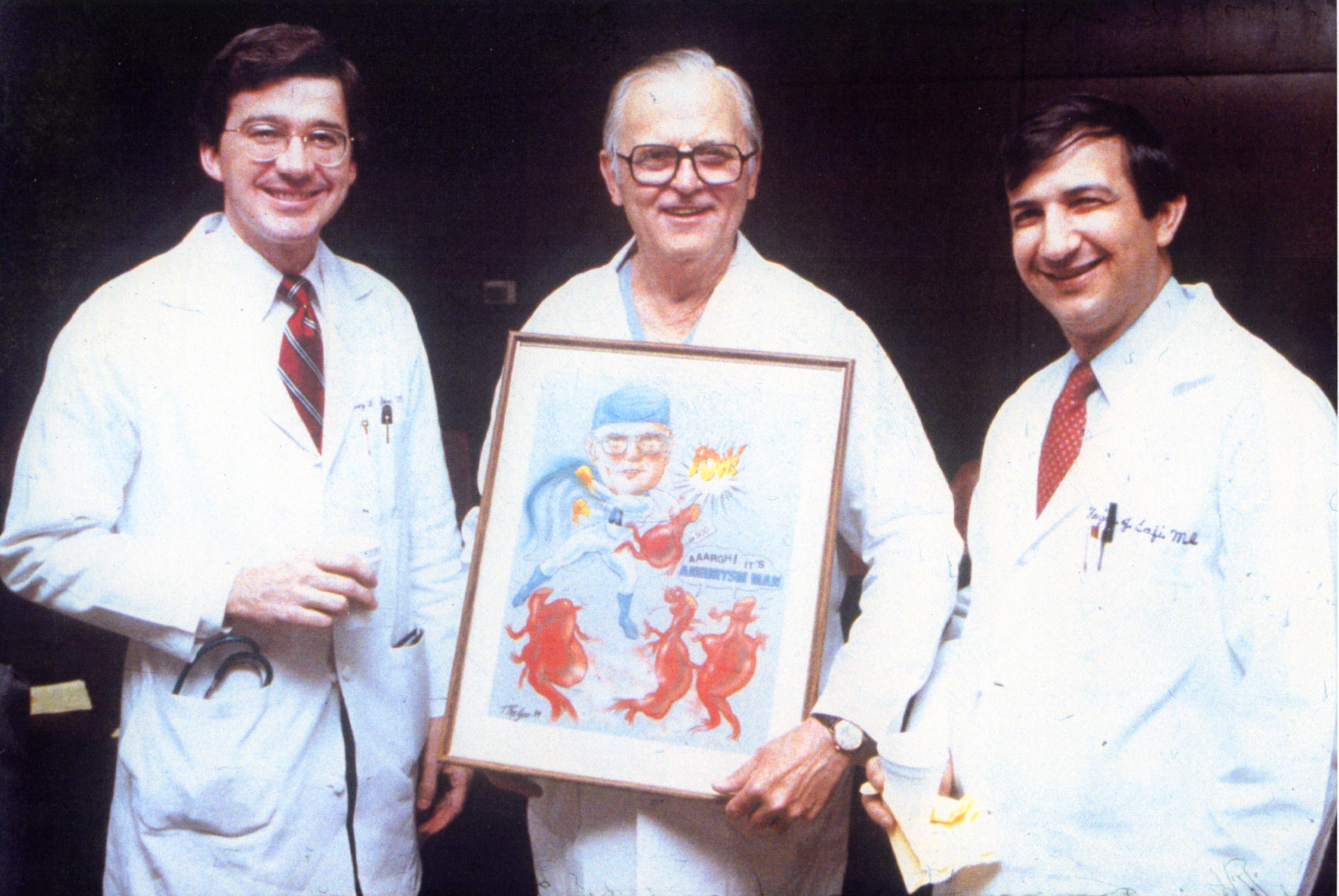Drs. Stoe, Crawford, & Safi