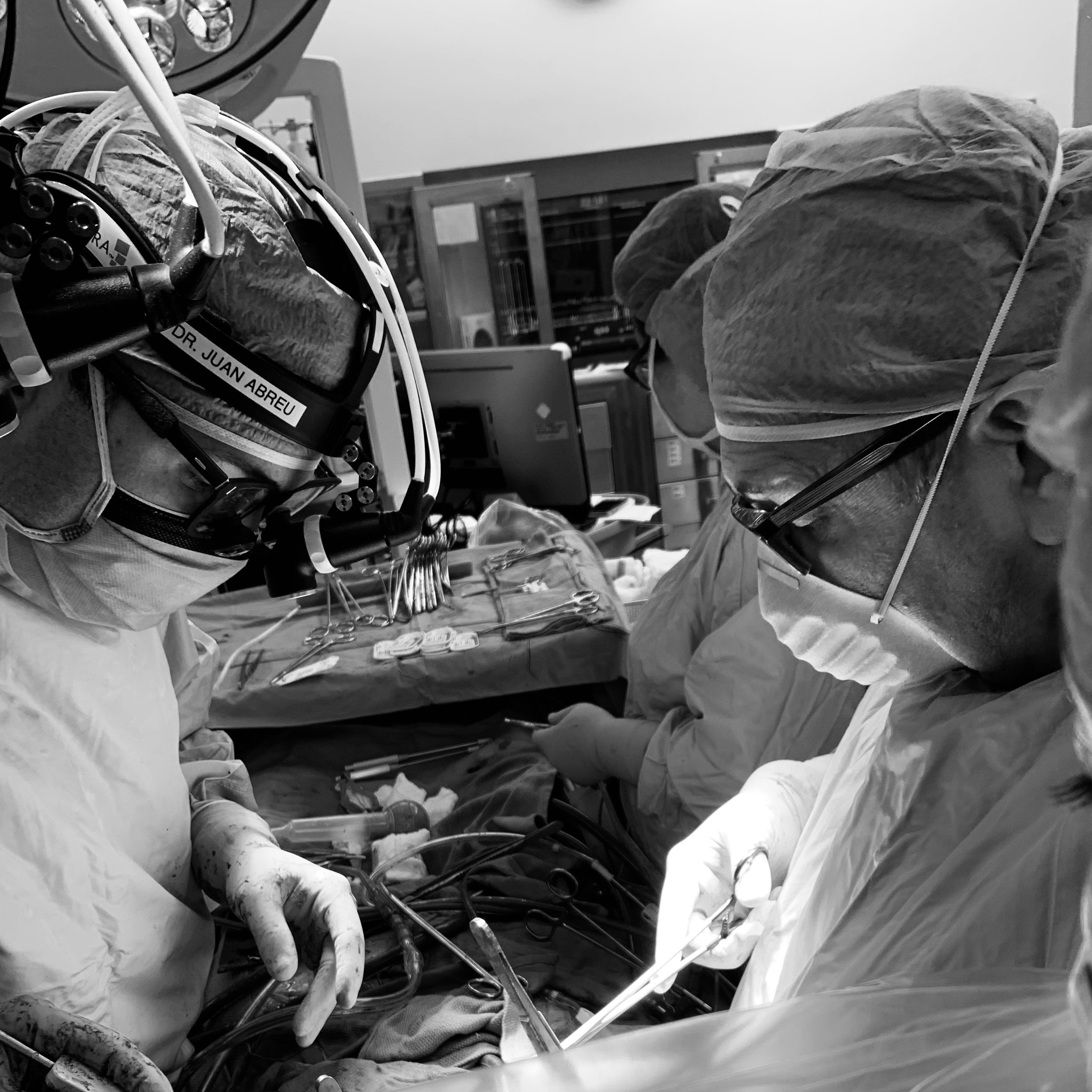 image from Abreu reflects on his first year as Faculty with Cardiothoracic Surgery