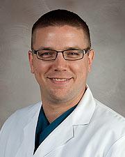 Kevin Schulz, M.D., EMT-B