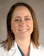 Hilary Fairbrother, M.D., MPH