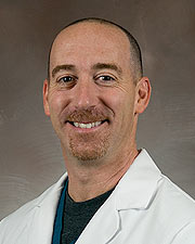 David Robinson, MD, MS | Emergency Medicine | McGovern