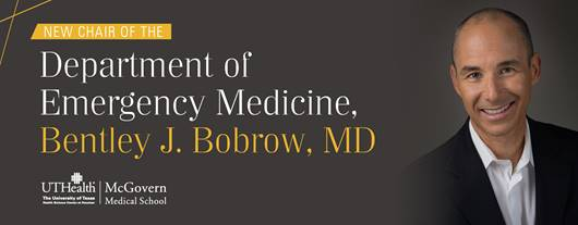 image from Dr. Ben Bobrow joins Emergency Medicine as Chair