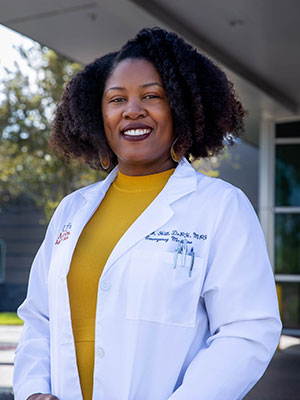 image from Dr. Hill named Director of Population Health