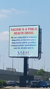 image from Racism is a Public Health Crisis
