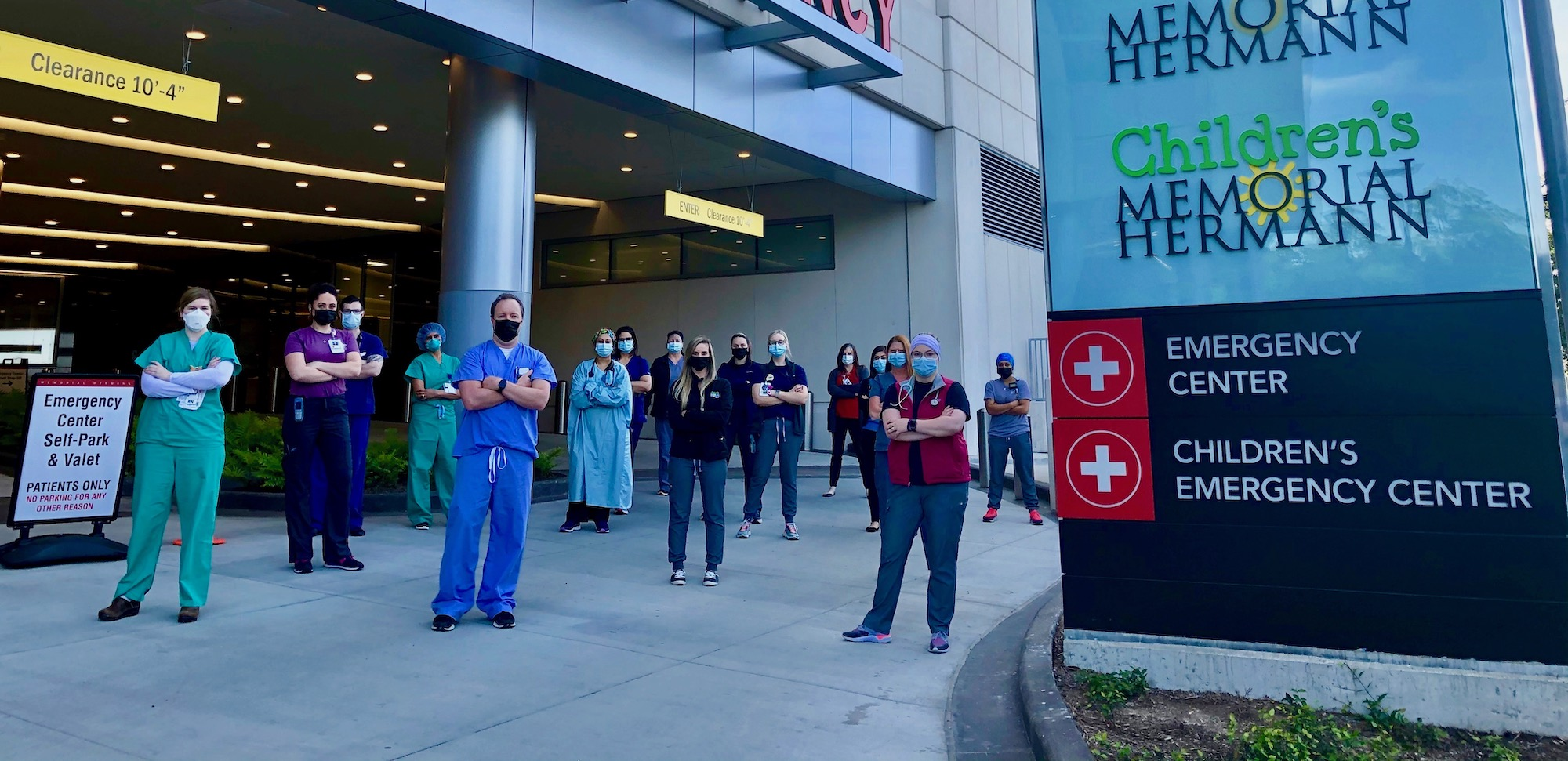 Saving Lives—Protecting Houston