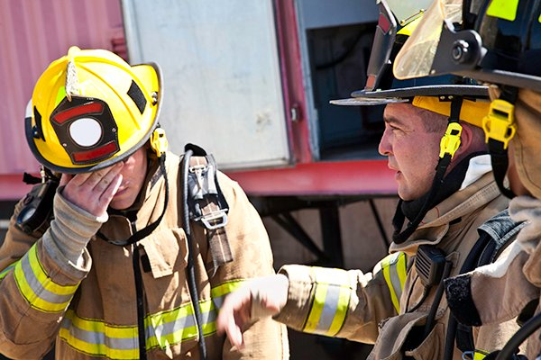 image from Programs Offer Mental Health Care to First Responders