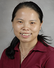 Yan Zuo, Ph.D.