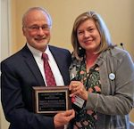 image from Rosenfeld honored with Merrell Flair Award