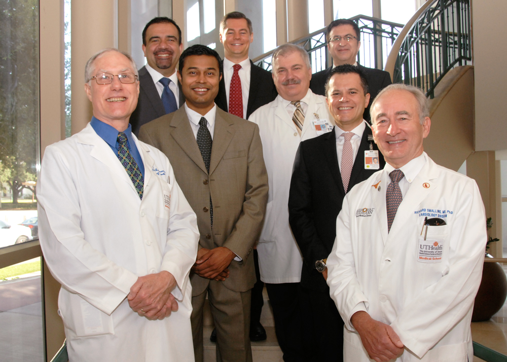 Interventional Cardiology Faculty Group Picture