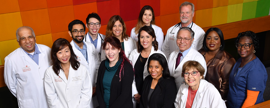 oncology group photo