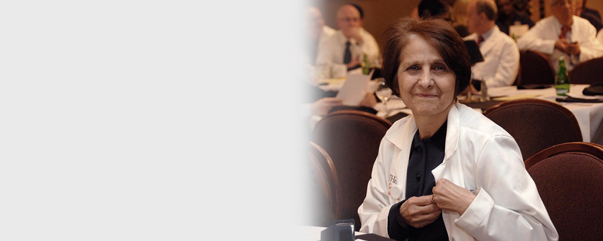 In memoriam: Shahla Nader-Eftekhari, MD