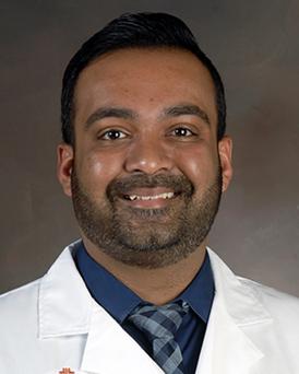 Shareez Peerbhai, MD