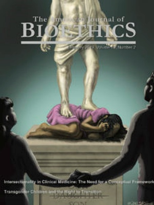 AJOB issue cover