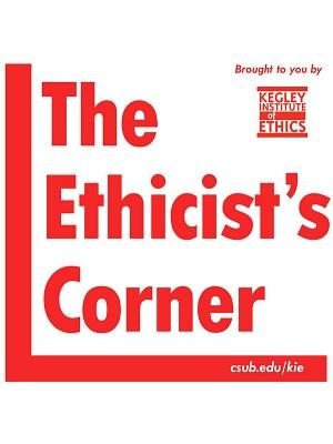 Ethicist's Corner logo