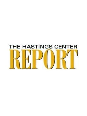 Hastings Center Report logo