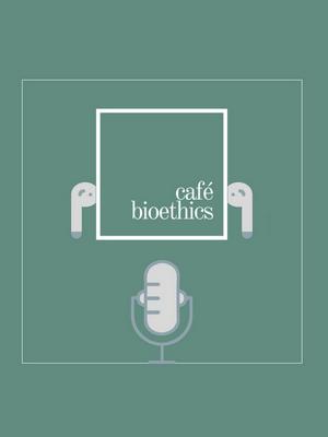 Cafe Bioethics Podcast logo