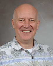 Chris Mackenzie, Ph.D.