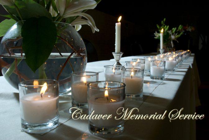 Cadaver Memorial