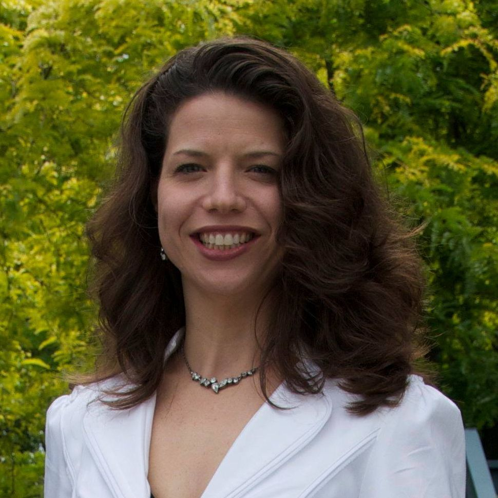 Kimberley Tolias, Ph.D. Headshot