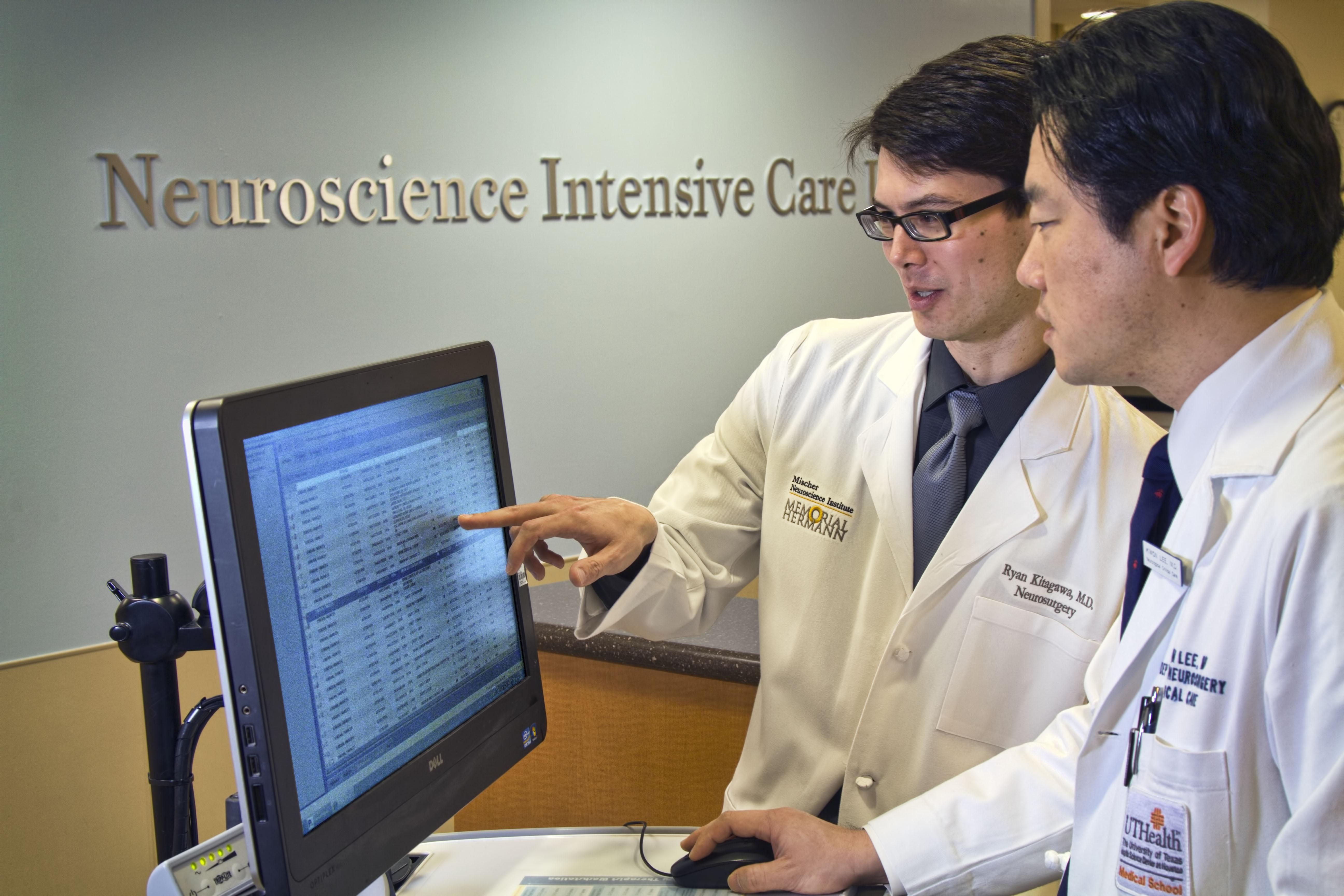 Neurocritical Care people