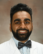 Hammad A  Bokhari, DO, MBA | McGovern Medical School