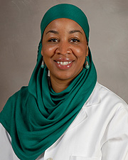 Dr Anjail Sharrief, MD
