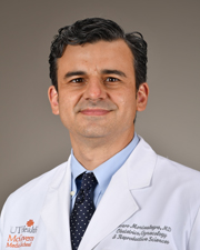 Alvaro Montealegre, MD